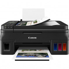 Imprimante Canon PIXMA 4411  Jet D'encre à réservoir Intégré