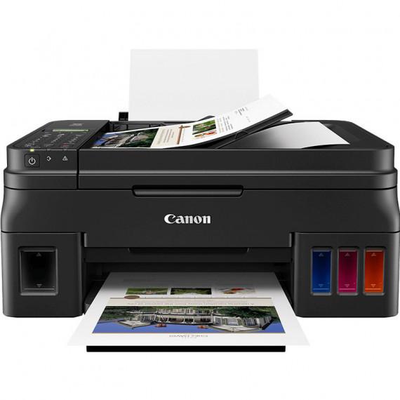 IMPRIMANTES A RESERVOIRS Canon PIXMA Wi-Fi jet d'encre 4en1 PIXMA G 4411