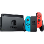 CONSOLE SWITCH + JOY CON NEON