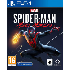 JEU PS4 SPIDERMAN MILES MORALES
