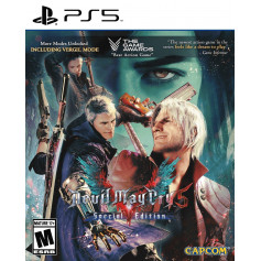 JEU PS5 DEVIL MAY CRY 5