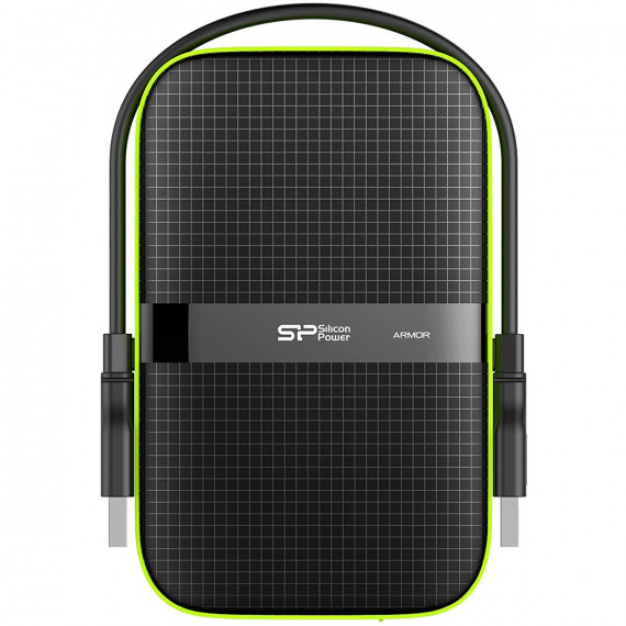 Disque dure externe Silicon Power 4TB Anti-sh/water prf A60 Armor