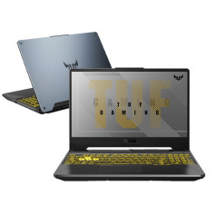 "Pc portable Asus TUF Gaming F15 FX506LI i7-10é, écran 15.6"" 144Hz"