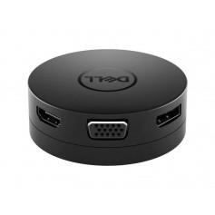 Adaptateur Mobile Dell USB-C 6 en 1 DA300