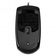 Souris hp X500 USB Noir