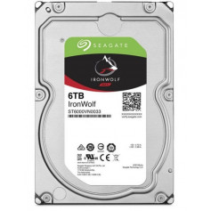 Seagate IronWolf 6 To, D dur interne NAS HDD – 3,5