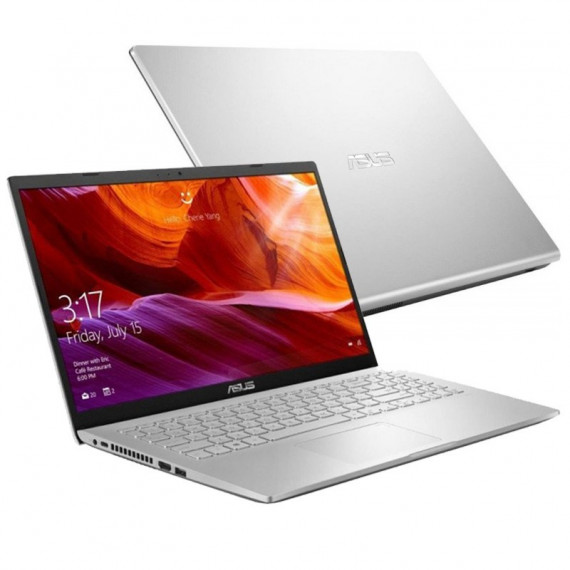 "Pc portable ASUS S509JB I5-10é, Nvidia MX110, écran 15.6"" Silver"