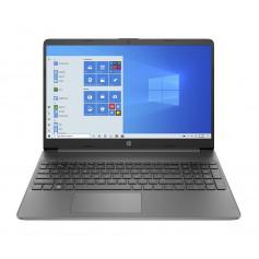 "Pc Portable HP15-dw3019nk i3 11é, Ecran 15.6"" - Gris ardoise"