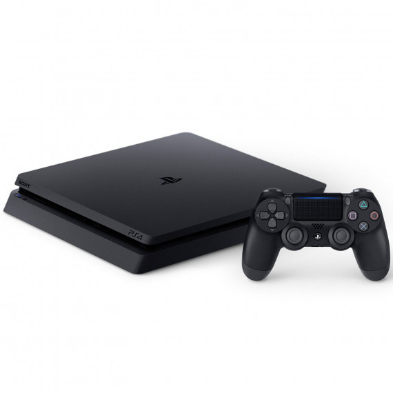PS4 Sony Playstation 4 CONSOLE PS4 SLIM 500G NOIRE