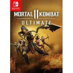 JEU Nintendo Switch MORTAL kOMBAT 11 ULTIMATE