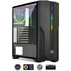 PC sur mesure BOOSTED-STREAMER-V2 Ryzen5 1600AF, GTX 1660 Super