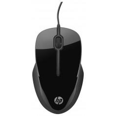 Souris HP Optique Filaire  X1500 Noir