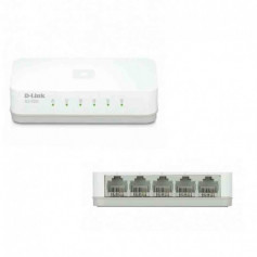 Switch D-LINK 5 ports 10/100 MBPS