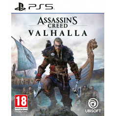 JEU PS5 ASSASSIN'S CREED VALHALLA