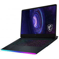 "PC portable MSI GE76 Raider10UH-456TN i7-10é, RTX3080, écran 17"" 300Hz"