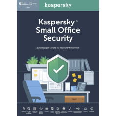 KASPERSKY SMALL OFFICE SECURITY 7.0, 5 Post + 1 SERVEUR
