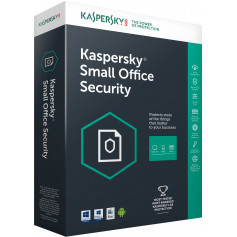 KASPERSKY SMALL OFFICE SECURITY 8.0, 5 Post + 1 SERVEUR
