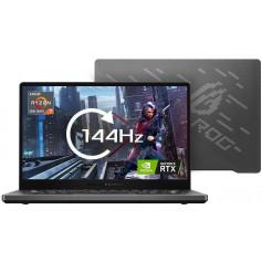 """Pc portable ASUS ZEPHYRUS GA401QM-HZ024T-R7-5800HS, écran 14"""" 144Hz"""