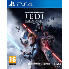 JEU PS4 STAR WARS JEDI