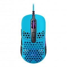 SOURIS Gamer XTRFY M42 RGB MIAMI BLUE