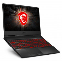 "Pc Portable Gamer MSI GL65 Leopard 10SDR  i7 10é, Ecran 15.6"" Full HD-24G"