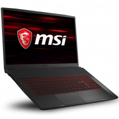 "PC Portable Gamer MSI GL65 Leopard 10SDR , i7 10é, GTX 1660, écran 15.6"" Full HD IPS 144hz-32G"