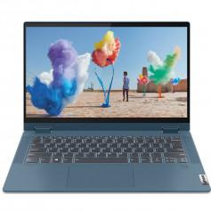 """Pc portable Lenovo Flex5 14ITL05  I5-11é, écran 14"""" FHD-IPS Tactile- Bleu"""