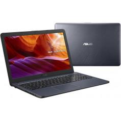 """Pc Portable ASUS X543UA I3-7é Gén, Ecran 15.6"""" HD gray"""