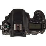 APPAREIL PHOTO REFLEX NUMERIQUE CANON EOS 80D (W) + OBJ 18-55 IS STM