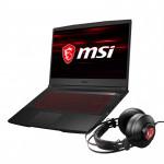 "Pc portable MSI GF65Thin10UE-041XFR I7-10é, RTX3060 écran 15.6"" 144Hz"