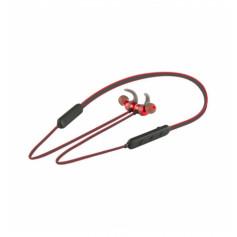 PROMATE Ecouteurs Bluetooth SECUREFT BT V4.2 Red