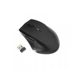 Souris UPTEC sans fil noire ergonomique