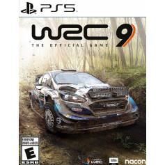 Jeu WRC 9 PS5
