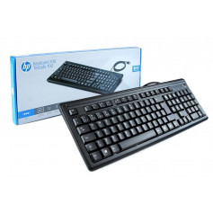 HP Clavier Filaire USB Qwerty