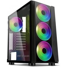 Pc sur Mesure ALPHA-GHOST III, Intel I5-10400F, 16Go Ram, GTX 1660 6Go