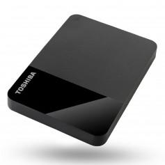 "Disque Dur Externe TOSHIBA 2 TB  CANVIO READY 2,5"" USB 3,2"
