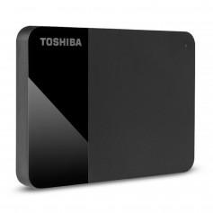 "Disque Dur Externe TOSHIBA 4 TB  CANVIO READY 2,5"" USB 3,2"
