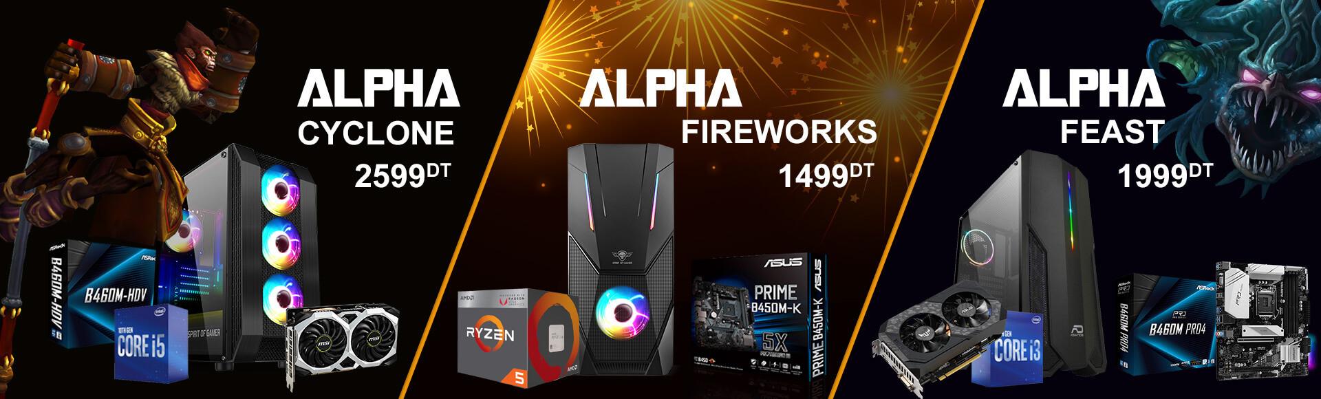 PC alpha